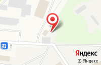 Схема проезда до компании Сказочная гурмания в Льялово