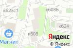 Схема проезда до компании Окружной совет Московской федерации профсоюзов Зеленоградского административного округа в Москве