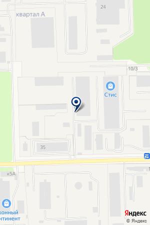 ПТФ БИОФАРМА на карте Серпухова
