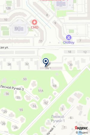 Гусарская баллада на карте Акулово