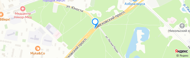 Московский проспект (г. Зеленоград)