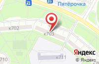 Схема проезда до компании Входрем в Москве