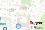 Схема проезда до компании Шиномонтажная мастерская на ул. 6-й микрорайон в Москве