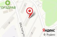 Схема проезда до компании Участковый пункт полиции в Льялово