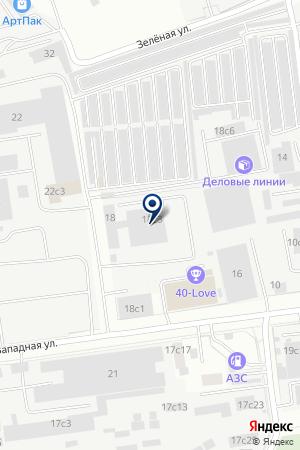 Пронто на карте Акулово