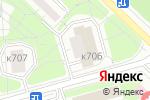 Схема проезда до компании ОПОП г. Зеленограда в Москве