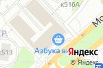 Схема проезда до компании Верас в Москве