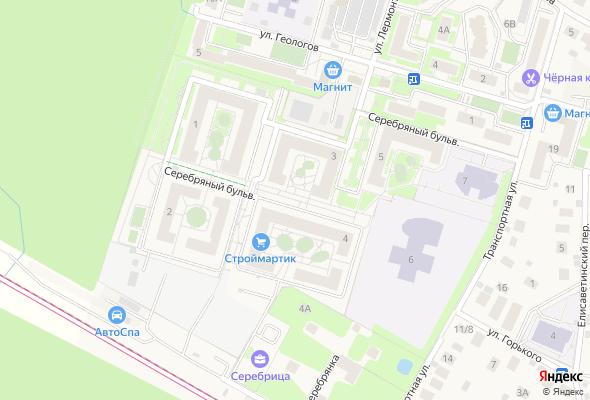 купить квартиру в ЖК Серебрица