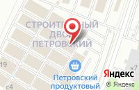Схема проезда до компании Сюпро НТ в Михалково