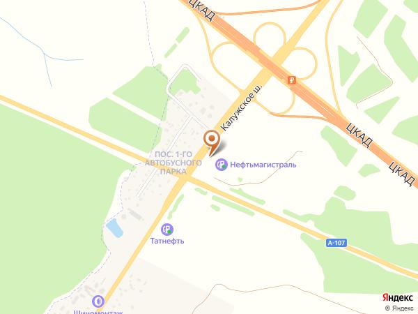 Остановка 49-й км в Москве