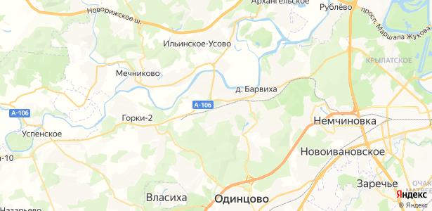 """дачного хозяйства """"Жуковка"""" на карте"""