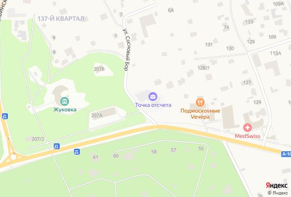 жилой комплекс Точка отсчета