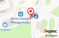 Схема проезда до компании Октава-плюс в Льялово