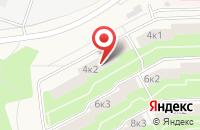 Схема проезда до компании Project Manager & UX-designer в Глухово