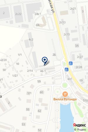 ЭКО на карте Акулово