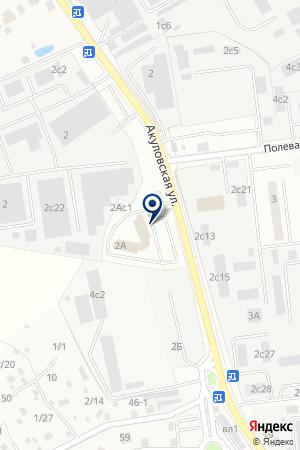 EuroPainting на карте Акулово