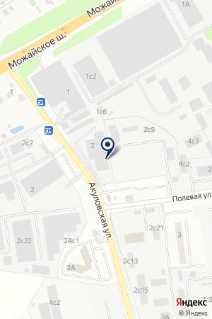GRecords Gorka на карте Акулово