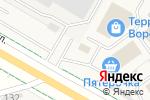 Схема проезда до компании Магазин кондитерских изделий в Губцево