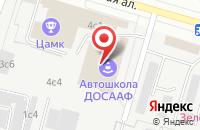 Схема проезда до компании АкваСтрой в Москве