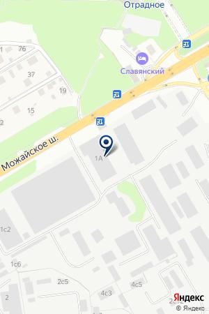 Evo-Lux на карте Акулово