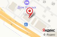 Схема проезда до компании LegeArtis в Ржавках