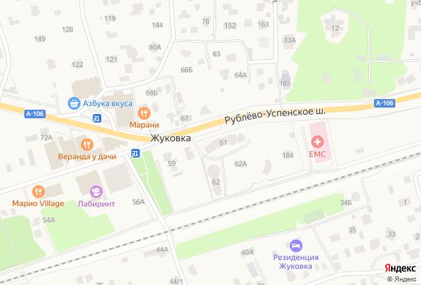 жилой комплекс Жуковка 61