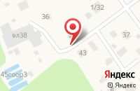 Схема проезда до компании Мебель из Белоруссии в Москве