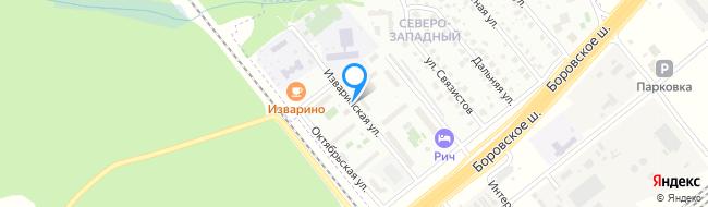 Изваринская улица