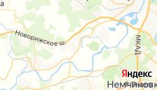 Отели города Глухово на карте