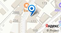 Компания Дублин на карте