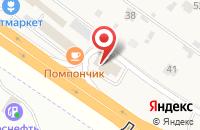 Схема проезда до компании Магазин автозапчастей в Ржавках