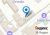Георгий на карте