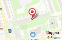 Схема проезда до компании Cleveroom в Новоивановском