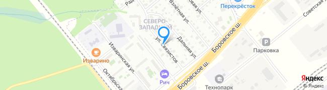 улица Связистов
