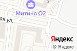 Схема проезда до компании Urban Group в Сабурово