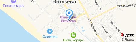 Золотой Ямал на карте Анапы