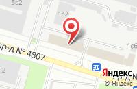Схема проезда до компании Пиксель Промо в Москве