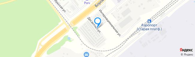 Десантная улица