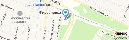 Средняя общеобразовательная школа №24 на карте Химок
