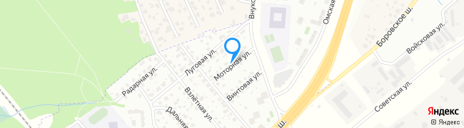 Моторная улица