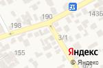 Схема проезда до компании Sushi shop в Анапе