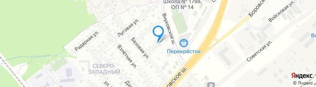 Винтовая улица