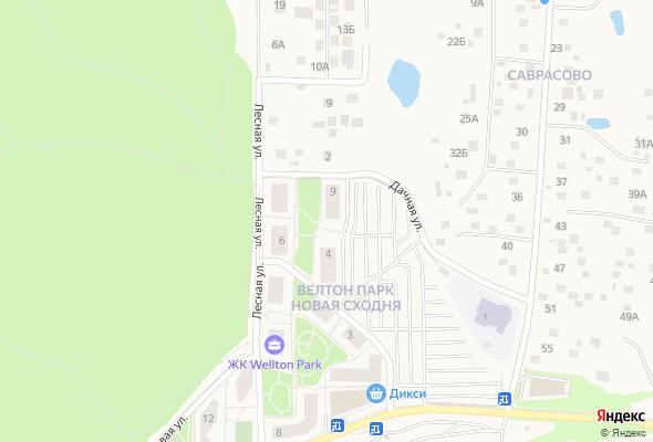 жилой комплекс Wellton Park Новая Сходня (Велтон Парк Новая Сходня)