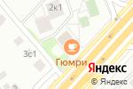 Схема проезда до компании Национальный платежный сервис во Внуково