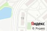 Схема проезда до компании Внуково 2016 в Ликовой
