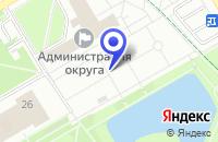 Схема проезда до компании ТАКСИ АНГЕЛ в Одинцово