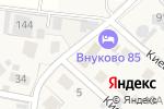 Схема проезда до компании Парикмахерская во Внуково