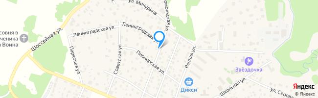 Комсомольская улица (г. Зеленоград)