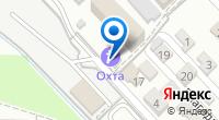 Компания Охта на карте