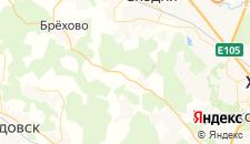 Отели города Юрлово на карте